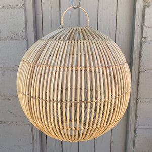 Lamp Shade Rattan Ball