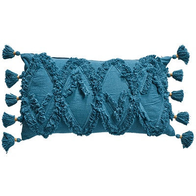 Cushion Majorelle