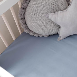 Bamboo Cot Sheet Set