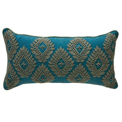 Cushion Majorelle Ridge
