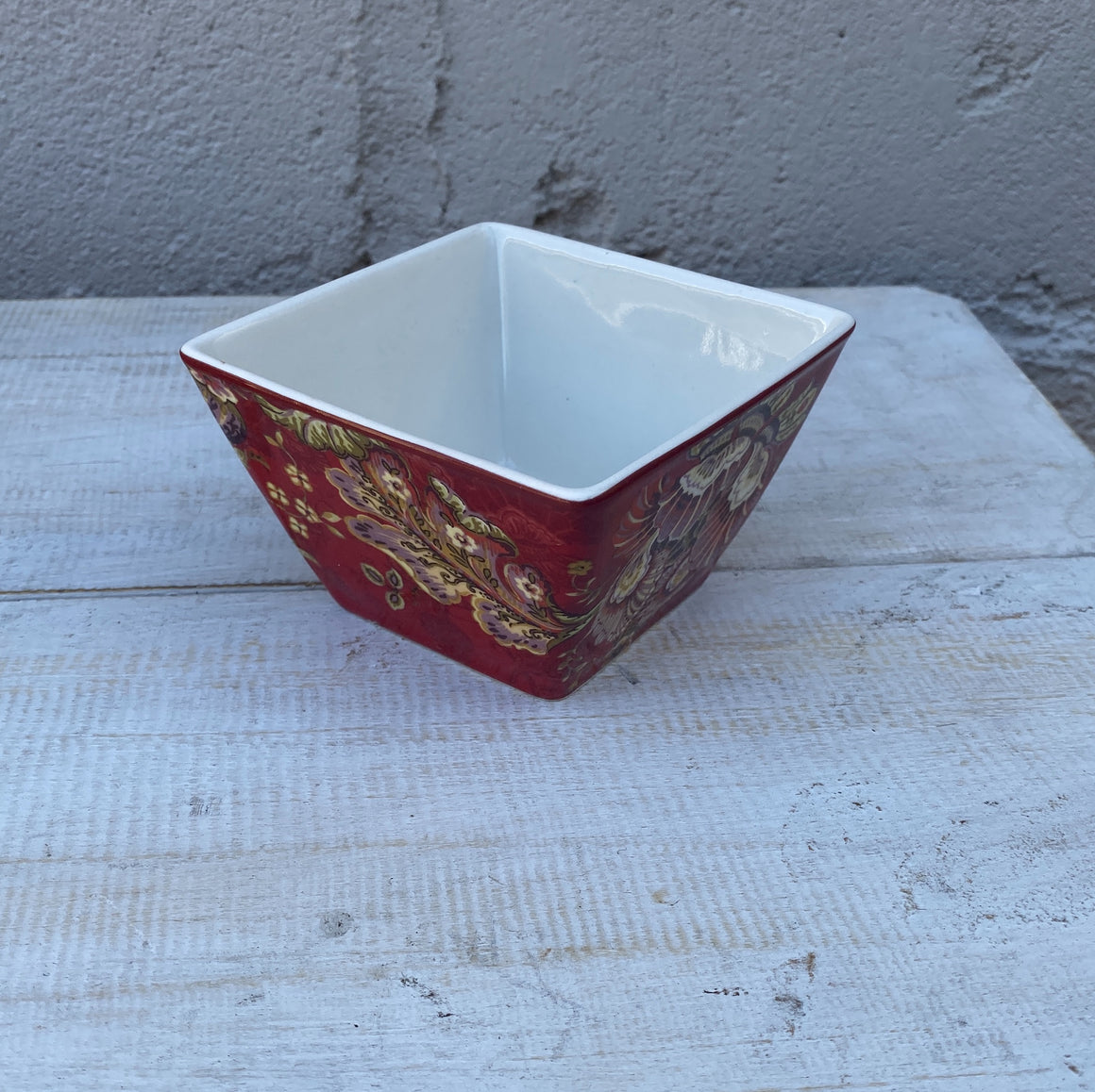 Bowl Moroc Small Square