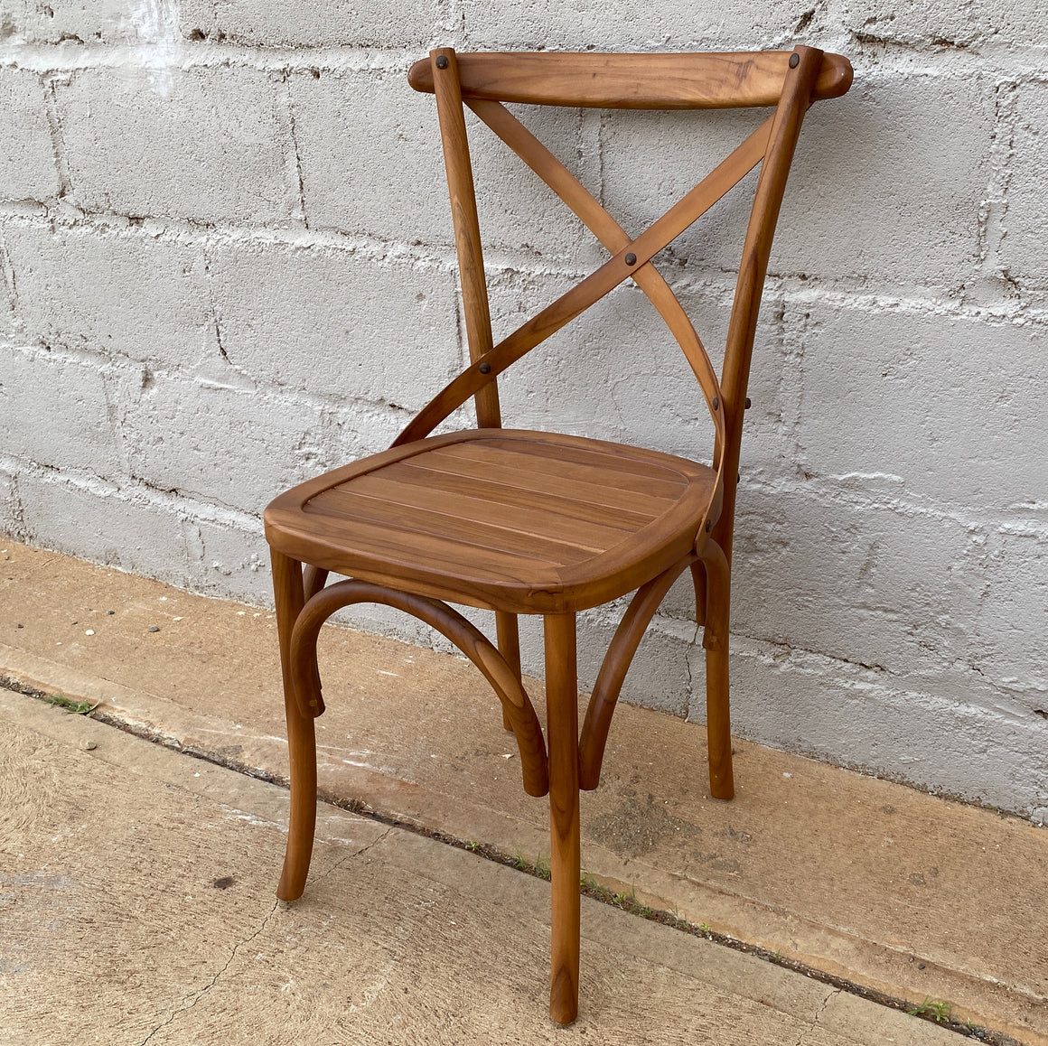 Dining Chair French Teak