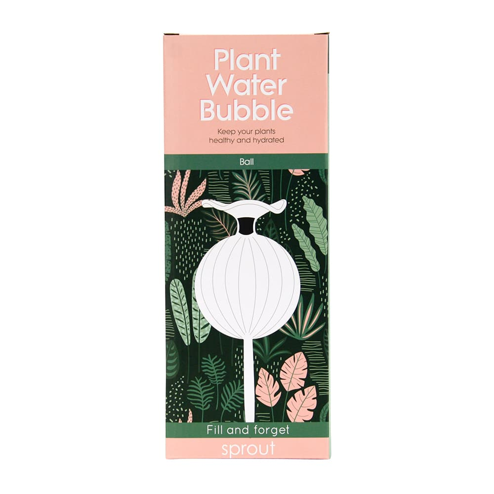 Plant Water Bubble