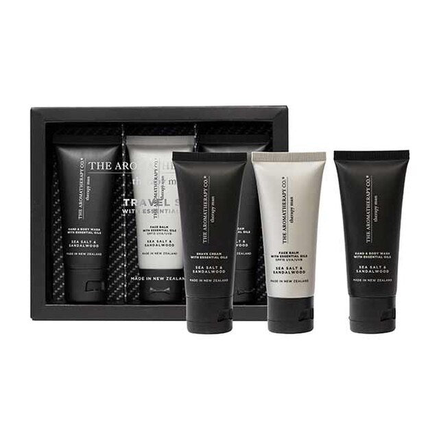 Therapy Man Traveller Gift Set