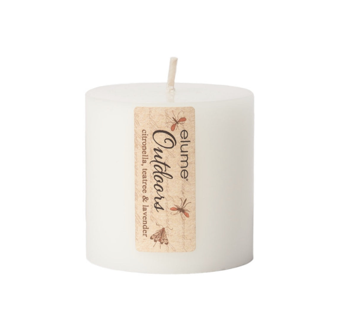 Candle Citronella Outdoors