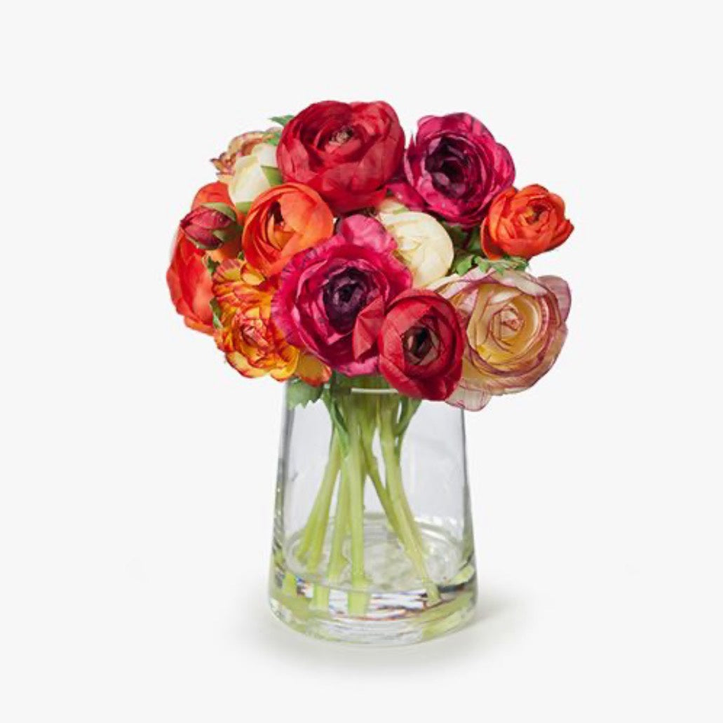 Ranunculus Mix in Vase