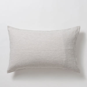 Pillowcase Linen Stripe Set