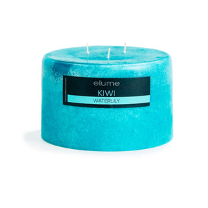 Candle Kiwi Waterlily