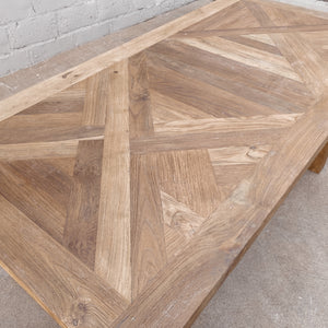Dining Table Elm 250x100cm