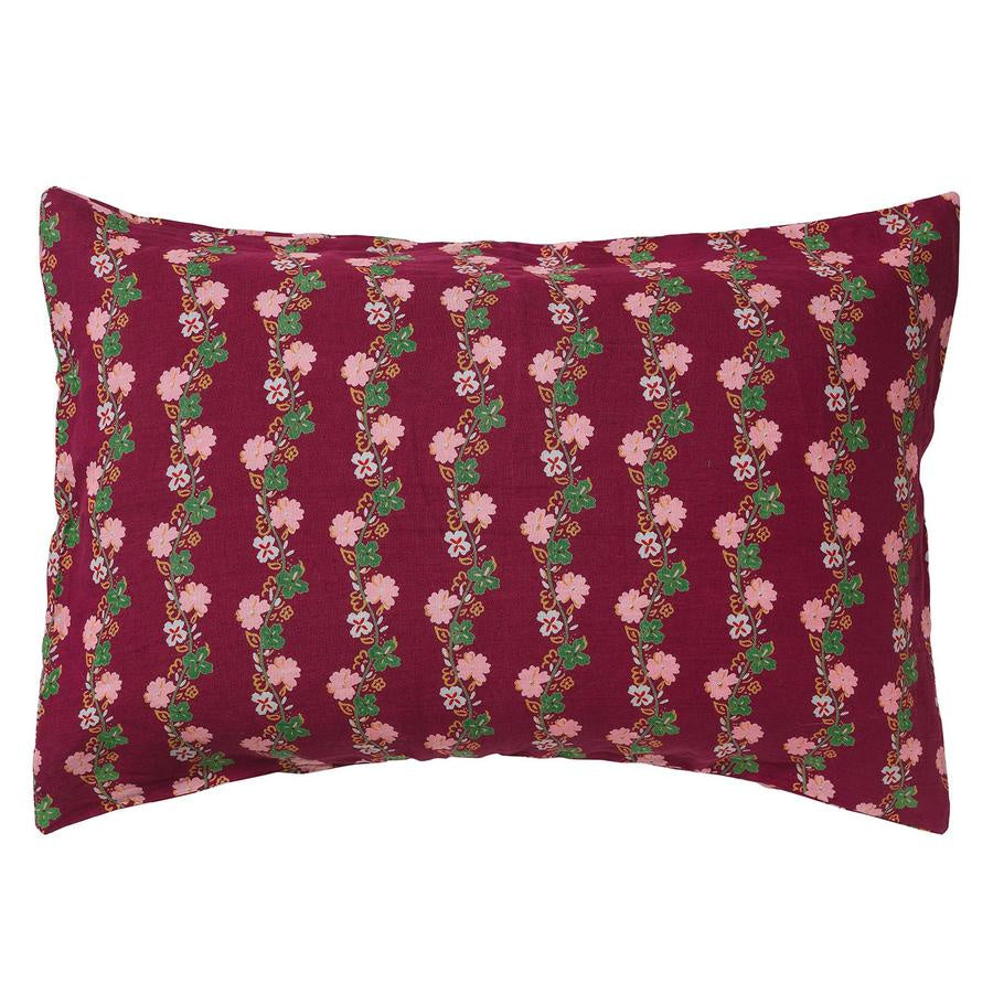 Pillowcase Set Gysele Plum