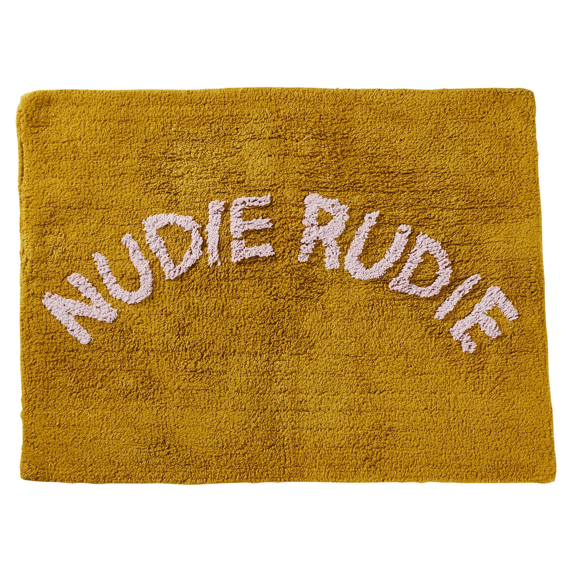 Tula Nudie Bath Mat Pear