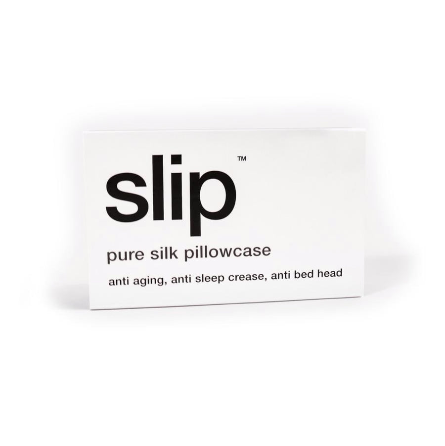 Slip Silk Pillowcase Standard