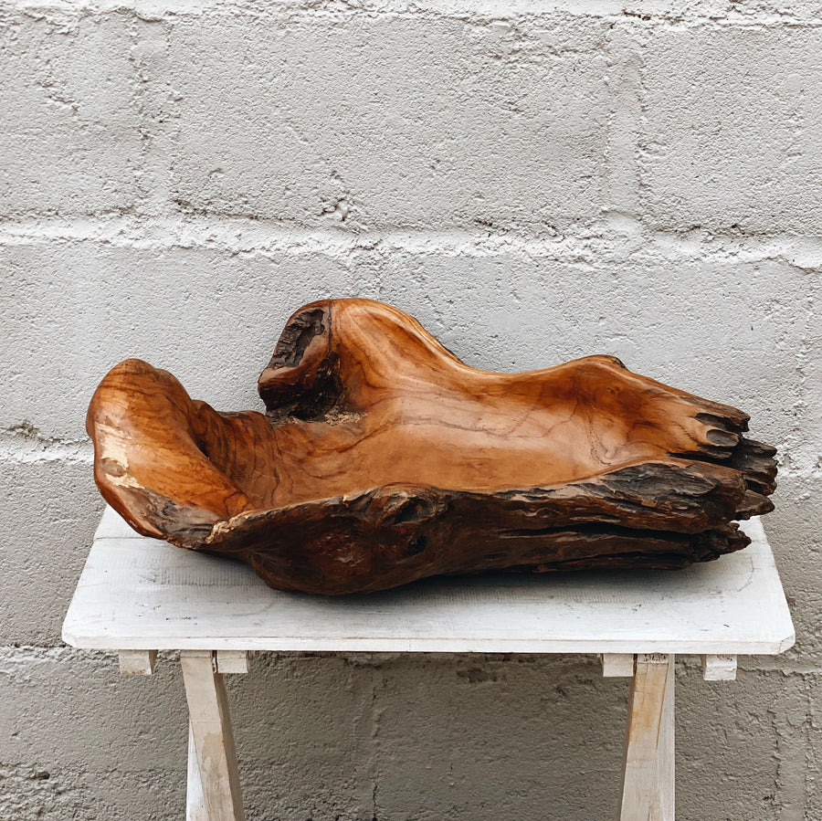 Bowl Teakwood I
