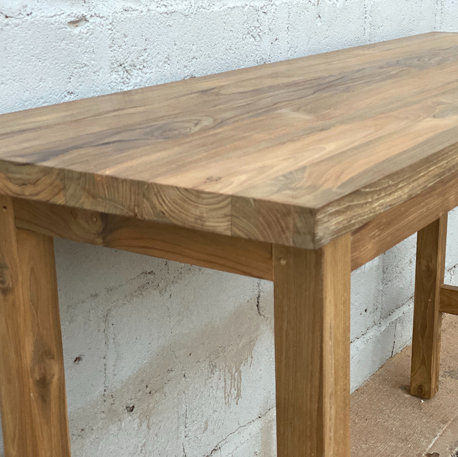 Bar Table Recycled Teakwood
