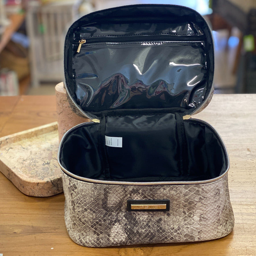 Cosmetic Train Case Python