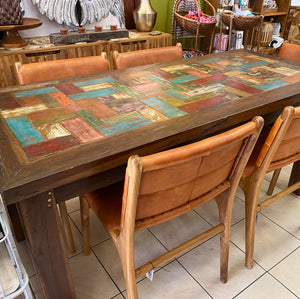Dining Table Boatwood 8-10 Seater