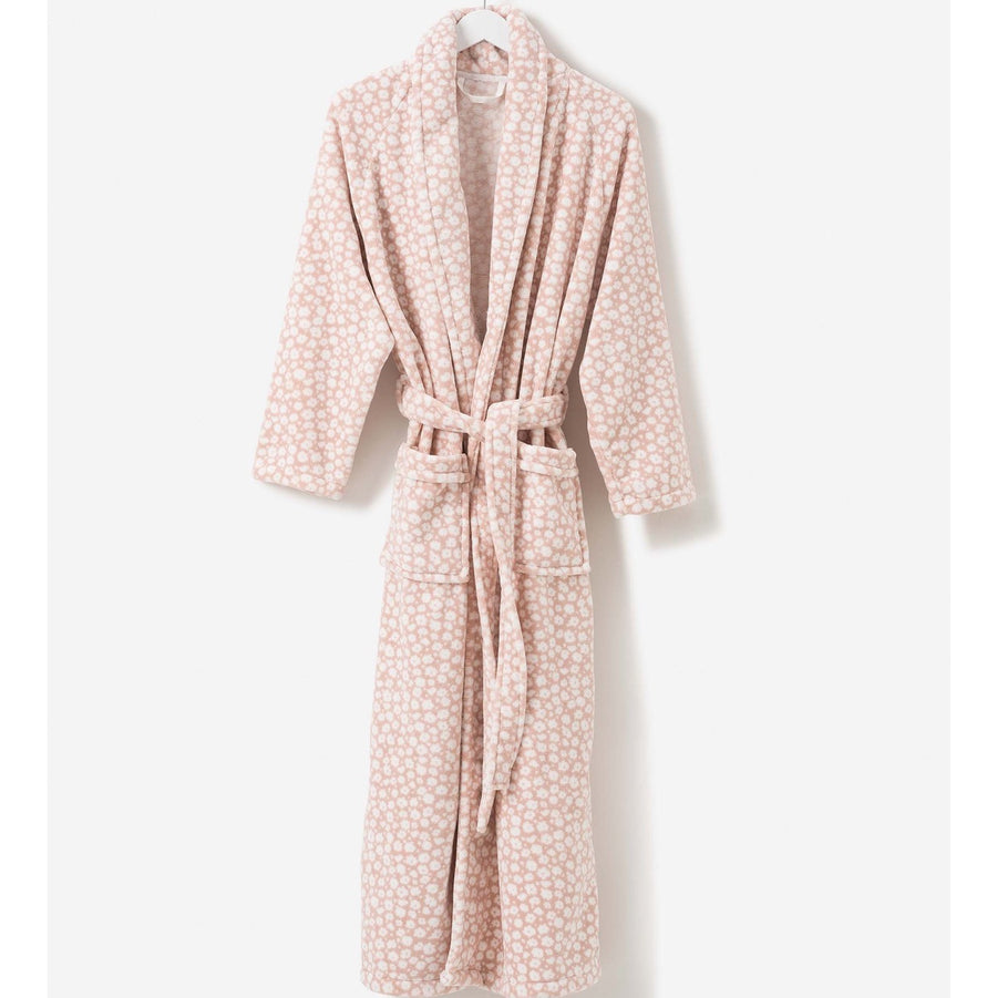 Dressing Gown Forget Me Not