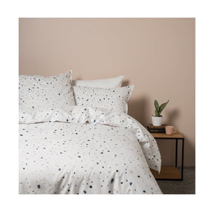 Duvet Cover Flint Queen $249.95 SALE