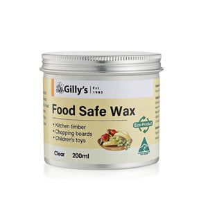 Gilly Wax Foodsafe