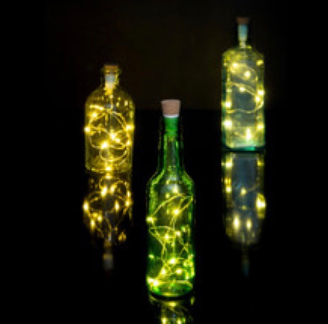 Bottle Light String