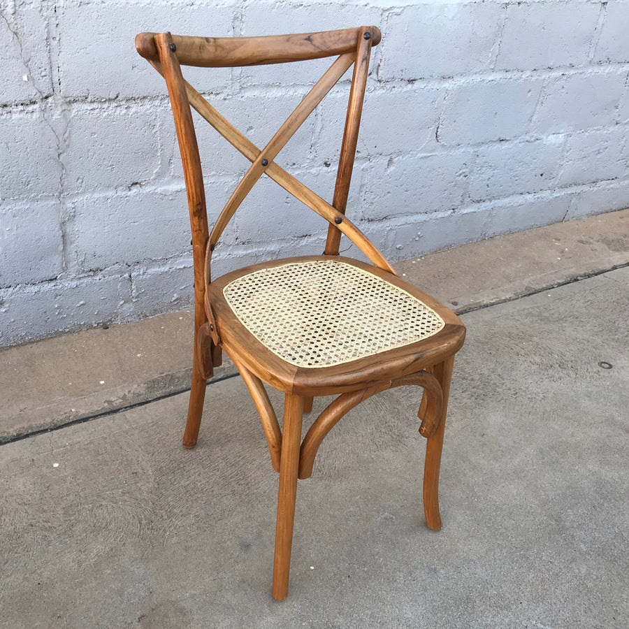 Dining Chair French Rattan