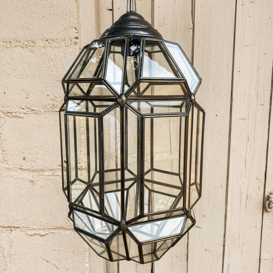 Lantern Hanging Art Deco