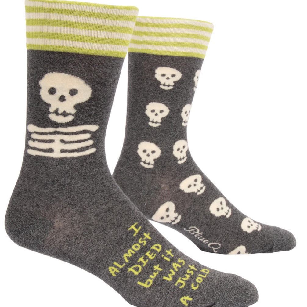 Socks Mens Crew