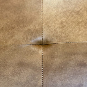Bench Seat Leather Padded