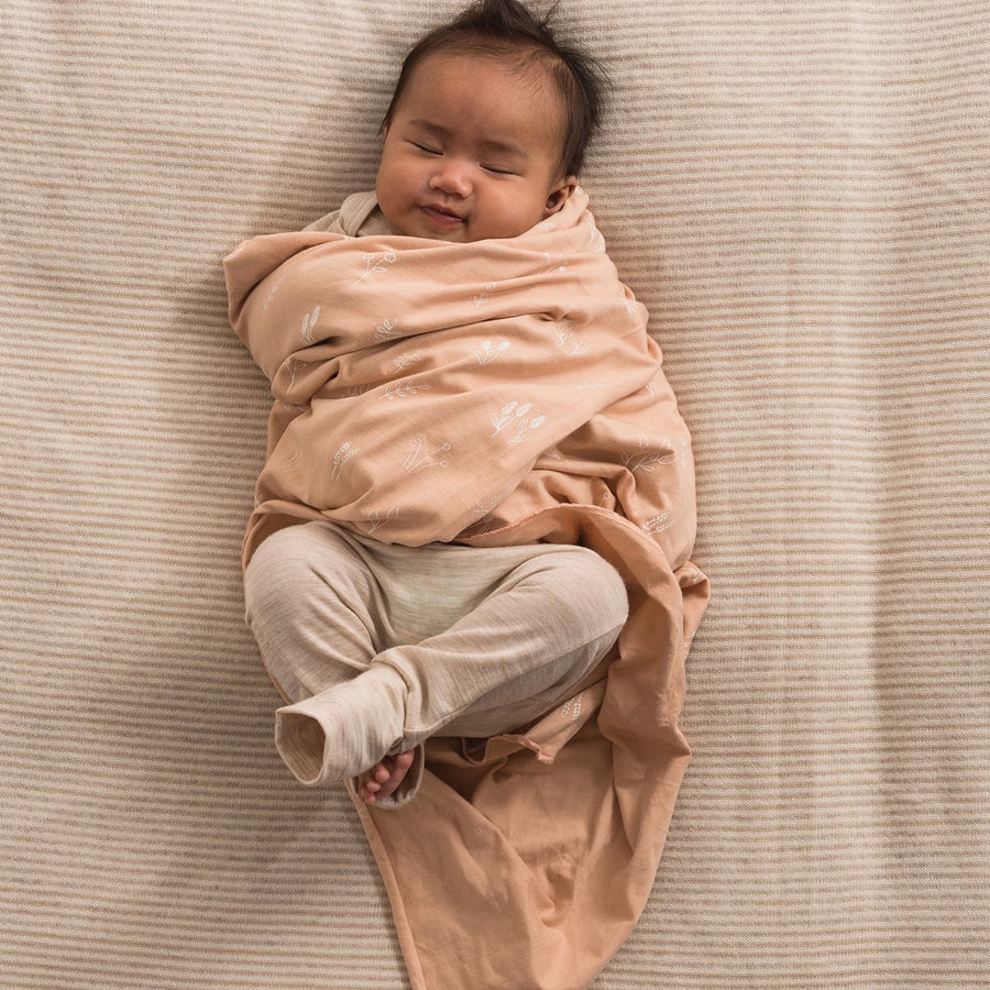 Organic Cotton Baby Wrap