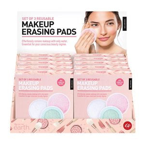 Make Up Erasing Pads