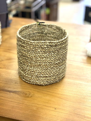 Basket Pot Small