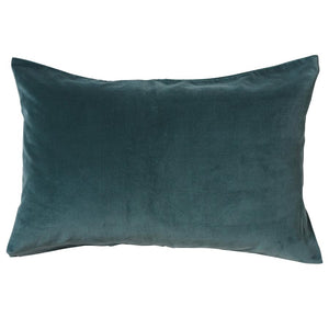 Pillowcase Set Chloe Velvet Petrol