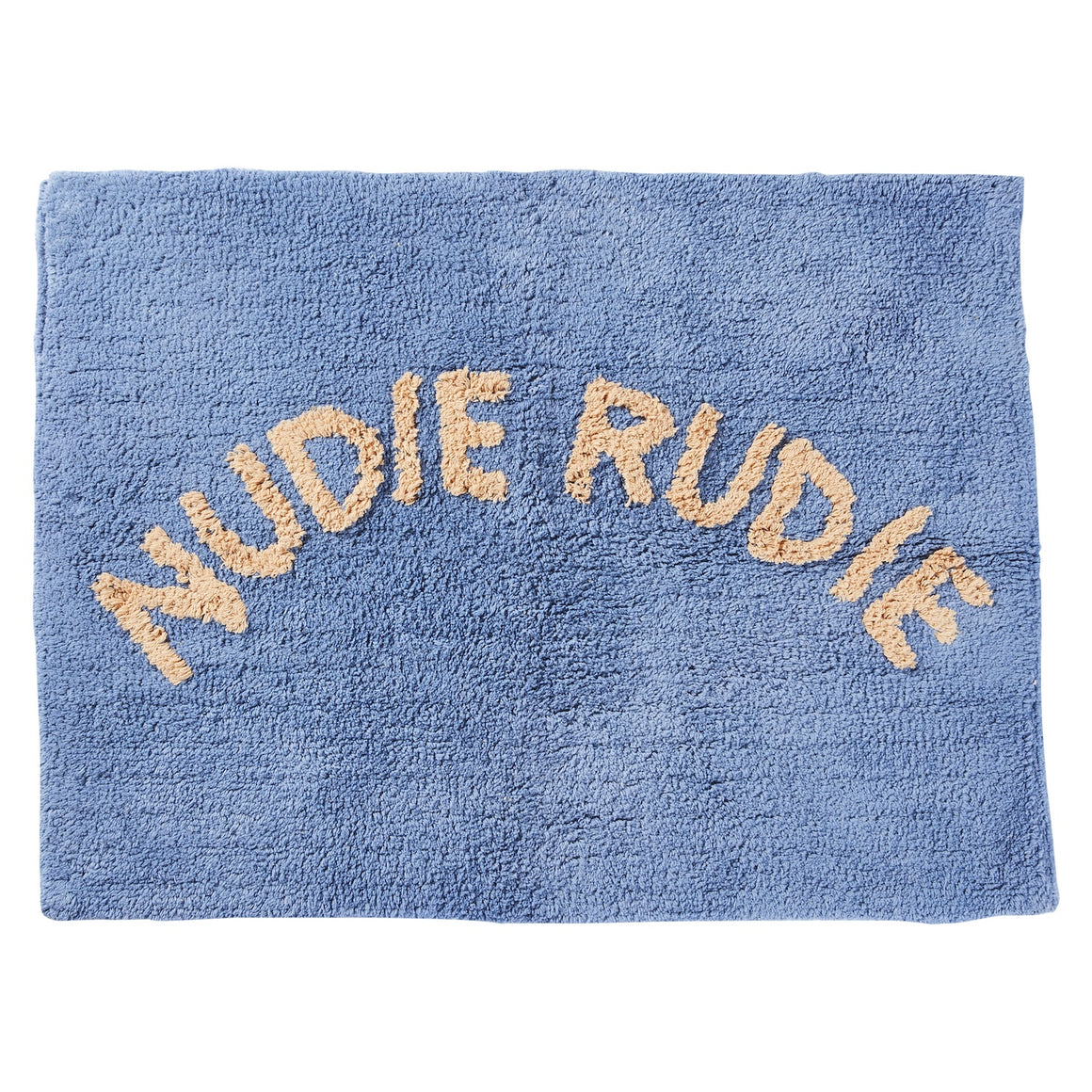 Tula Nudie Bath Mat Cornflower