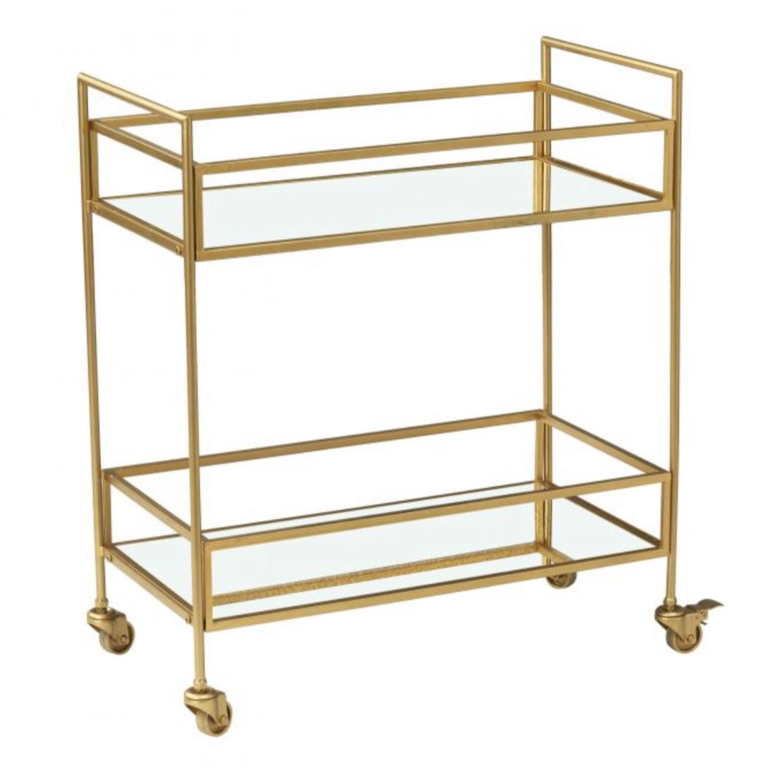 Bar Cart Fairmont Drinks Trolley