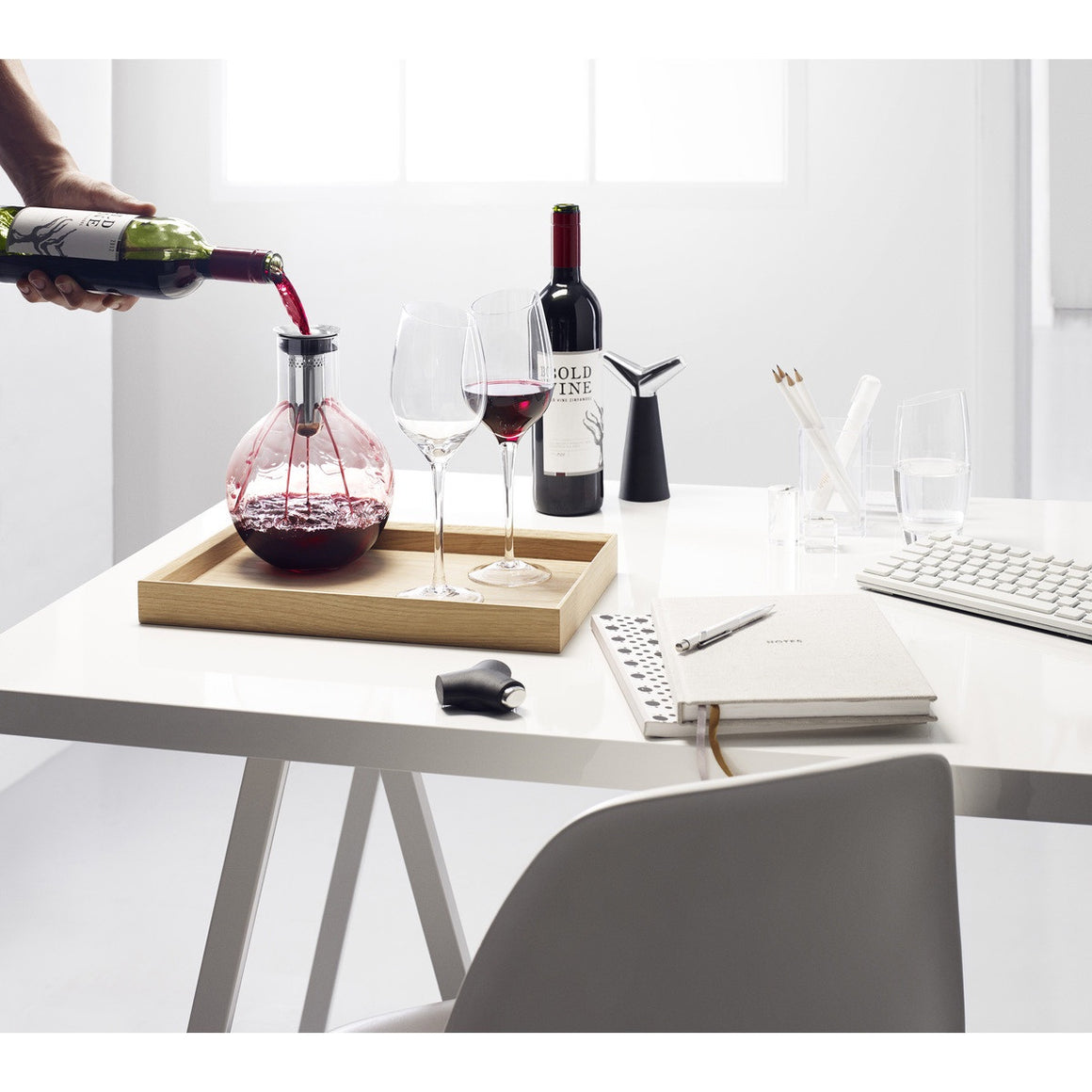 Wine Aerator Decanter Eva Solo