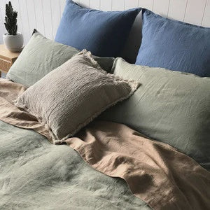 Linen Sheet Set Natural