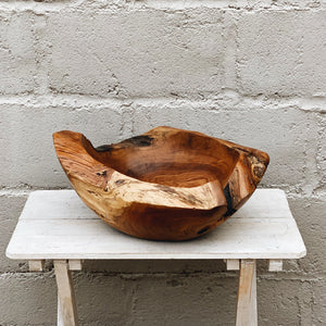 Bowl Teakwood II
