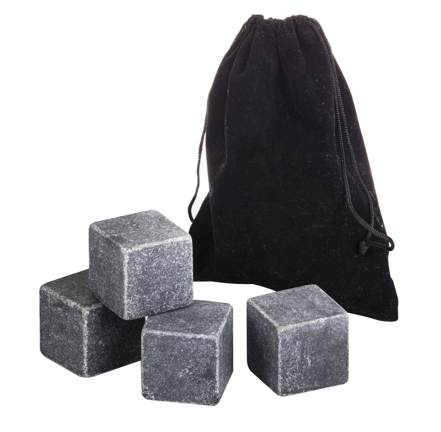 Whiskey stones set 4