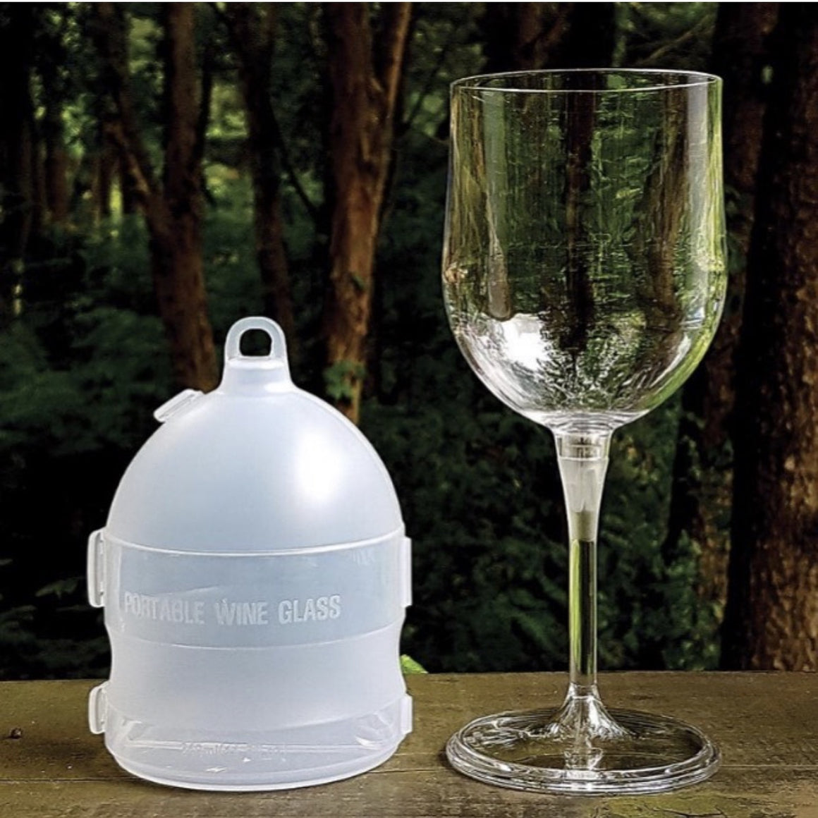 Wine Glass Collapsible