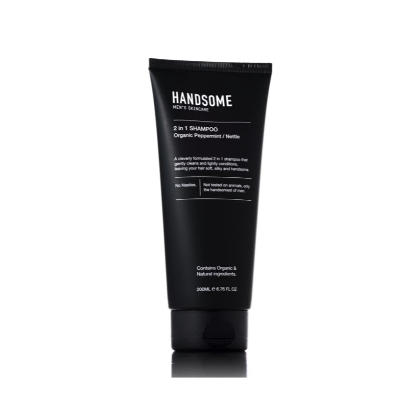 Handsome Men's Face Moisturiser