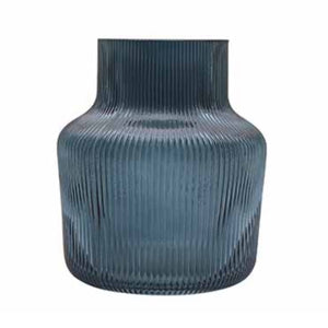 Vase Adriatic Dark Blue