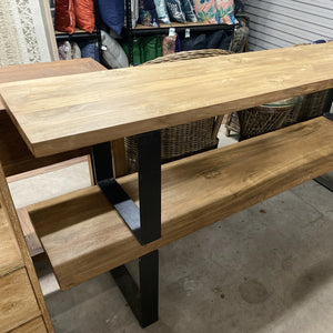 Bench Seat Solid Recycled Teak