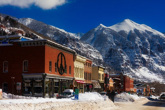 A Package Deal In Colorado - Telluride
