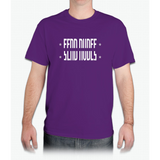 SEND NUDES T-Shirt Hidden Message - Mens T-Shirt