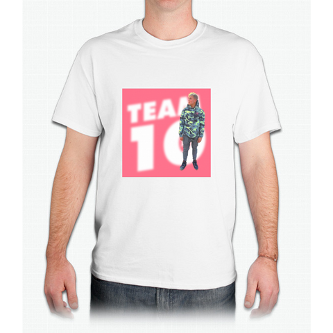 Jake Paul, team 10 - Mens T-Shirt