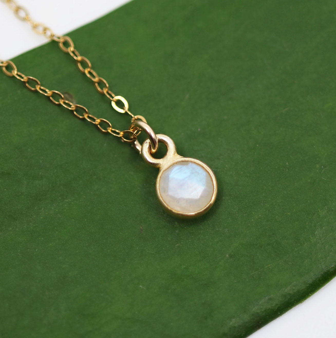 June's Gemstone Spotlight: MOONSTONE
