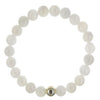 Balance and Intuition Bracelet | Moonstone and Sterling Silver