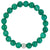 Truth and Strength Bracelet | Russian Amazonite and Sterling Silver