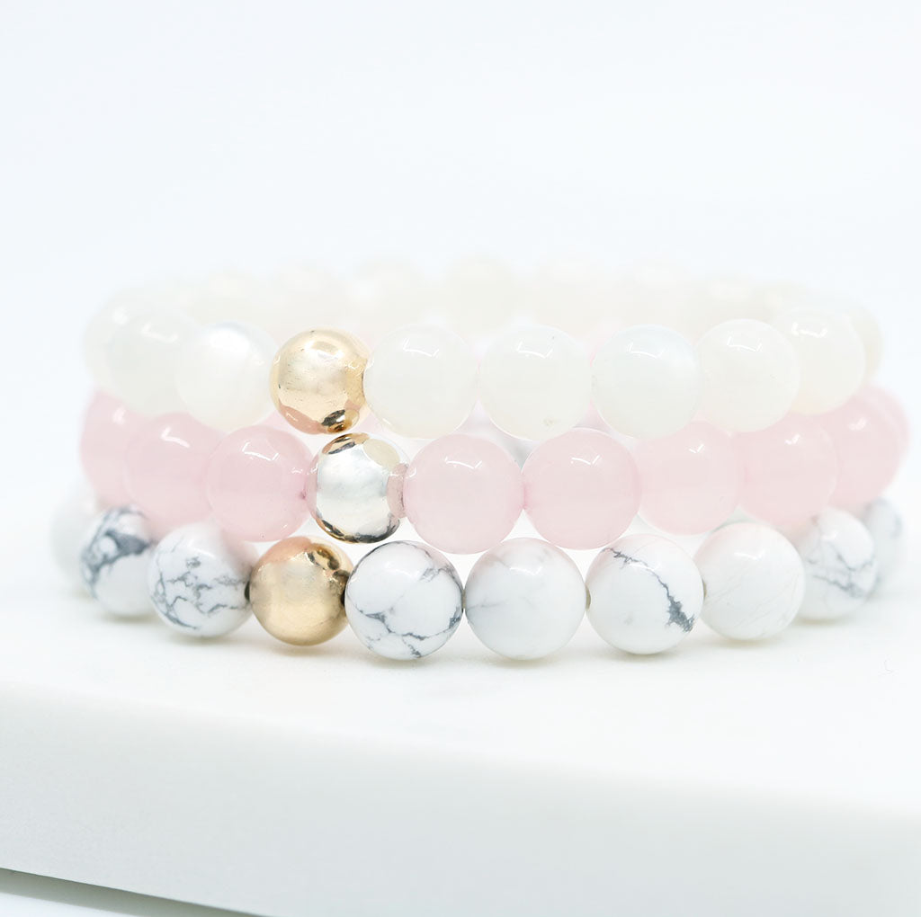 The Wellness Bracelet Stack