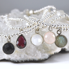 Charmed and Enchanted Bracelet | Labradorite and Sterling Silver